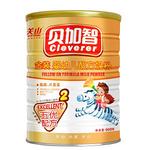 关山贝加智金装婴幼儿配方奶粉2段900g