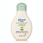 强生婴儿天然舒润滋养洗发沐浴露250ml(无香)