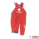 史努比平织背带裤(红)BW877750-80(1岁以内)