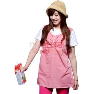 上爱防辐射孕妇装SA1307-L粉色