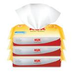 NUK湿纸巾80×3