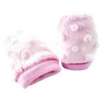 卡米卡玛泡绒手套(粉红)0-6个月