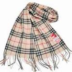 恒源羊绒羊毛加厚保暖男士长围巾礼盒装SFBX180-85小巴格驼色