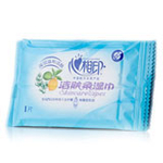 心相印 洁肤柔湿巾-深层温和洁肤(10片独立装)