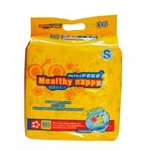 miniPOKO保健纸尿裤(特惠袋装)S码38片