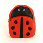 lindalinda双肩包红甲虫