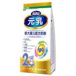 完达山元乳较大婴儿配方奶粉400G/袋