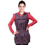 优加百分之三十金属纤维防辐射孕妇时尚约克衫YJ-F037紫色L