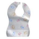 生成婴儿纸围兜(O型领)免洗12枚