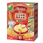 亨氏五谷杂粮营养米粉225g(8个月以上)