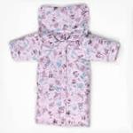 花儿开带袖两用睡袋900/紫色72*95cm