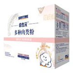 合生元多种肉类粉(1.5g*30袋)(6个月以上)