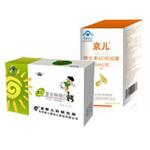 首儿复合锌维D钙(幼儿型)30袋+京儿AD软胶囊30粒