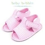 babybubbles婴童鞋049-5012-022粉红20/135