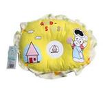 花儿开溜溜定型枕101(黄色27*20cm)
