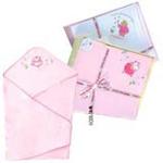 卡米卡玛针织包巾80*80cm(单条礼盒装)