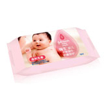 强生婴儿倍柔护肤柔湿巾10片(无香)