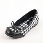 兔仔唛TUZAMA大女童新款女童皮鞋单鞋公主皮鞋黑色31码