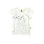 加菲猫女童针织T恤GTWD35802白色140