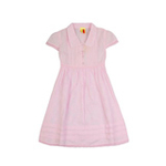 加菲猫女童连衣裙GHCD35409浅粉130