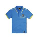 加菲猫男童针织POLO领T恤GTWE045101宝蓝160