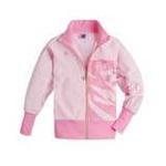 加菲猫女童蝙蝠袖外套GJWD55604粉条130