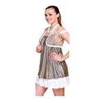 优加百分之百银纤维防辐射防电磁辐射吊带衫YD017L
