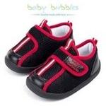 babybubbles婴童鞋059-6024-121黑红20/135