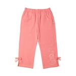 加菲猫女童针织七分裤GPWD35403粉红130