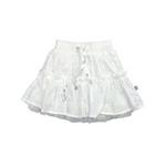 加菲猫女童梭织短裙GLCD35801漂白色150