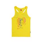 加菲猫女童无袖T恤GTWD35401金黄160