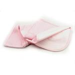 美亲竹纤维小号隔尿垫粉色