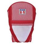 袋鼠仔仔舒适型婴儿背袋7808红白条