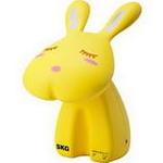 SKG兔子台灯DZD02(黄色)