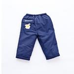 比卡诺男童裤子(兰)2-3岁6725