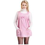 HHS花含实防辐射孕妇装马甲HHS-004B粉色