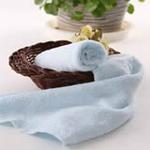 AngelDream安歌吉姆100%竹纤维大方巾蓝色AGZP2A-B