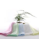 AngelDream安歌吉姆70%竹纤维大毛巾白色AGZD2B-W
