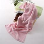 AngelDream安歌吉姆100%竹纤维大毛巾粉色AGZP2BB-P
