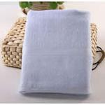 AngelDream安歌吉姆70%竹纤维方浴巾蓝色AGZD3C-B