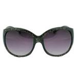 派丽蒙女士太阳镜特价促销款8214S2黑色蕾丝纹
