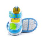哈利宝贝秋季新款防滑软底男女童单鞋B156月色15码/鞋垫实长125mm