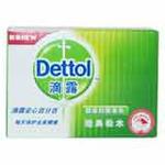 滴露中国香皂经典松木125克
