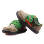 哈利宝贝秋款拼色软底男女童运动鞋B282棕色28码/鞋垫实长165mm