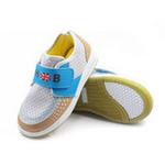 哈利宝贝秋款护脚软底透气/婴幼儿鞋B253灰色27码/鞋垫实长160mm