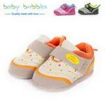 babybubbles休闲系列婴童鞋051-8090-223杏色/23