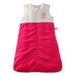 琪凯宝宝天鹅绒系列女婴睡袋背心款115052红色66cm