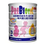 聪尔壮金装复合益生元益生菌较大婴儿配方奶粉2段