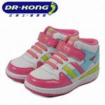江博士健康鞋(Dr.Kong)预防扁平足后遗症宝宝学行123第三阶段健康稳步鞋C11