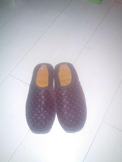 自制棉拖鞋,大家来围观